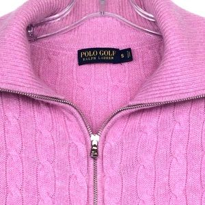 Women's Polo Gulf Sweater